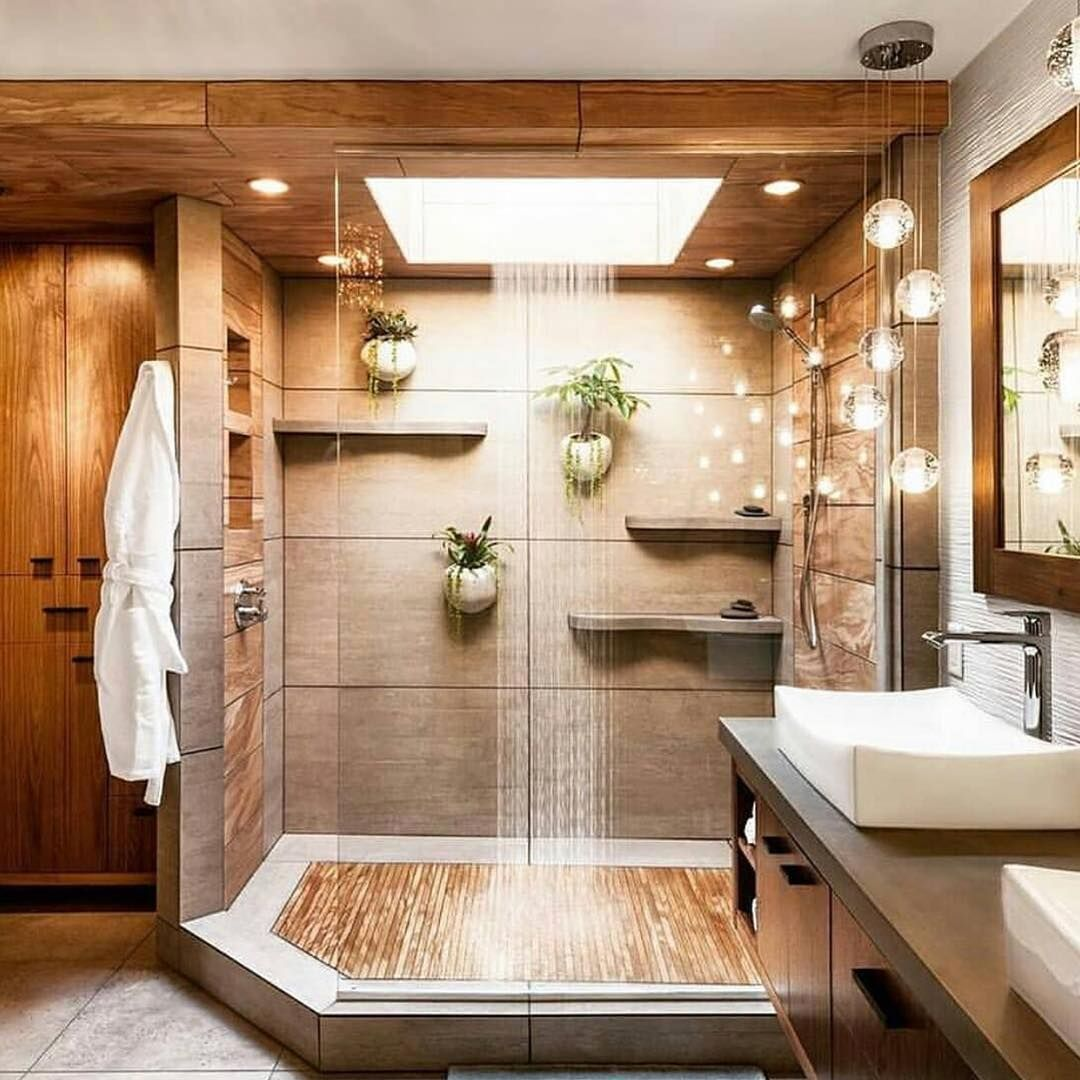Stunning Modern Bathroom Decoration Ideas 12