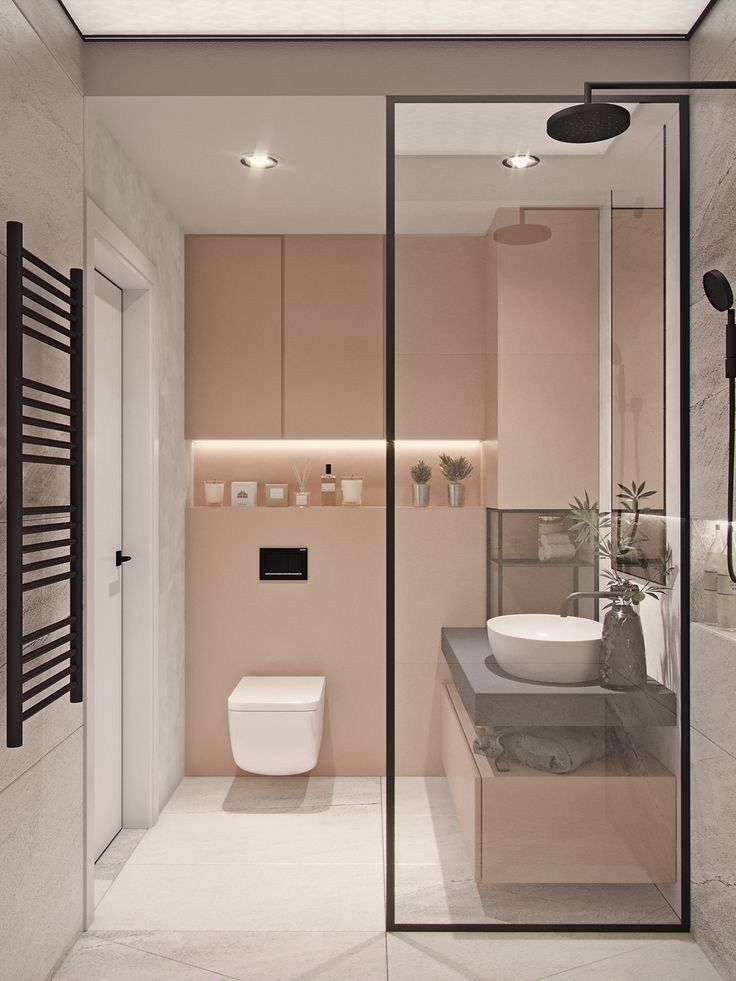 Stunning Modern Bathroom Decoration Ideas 15