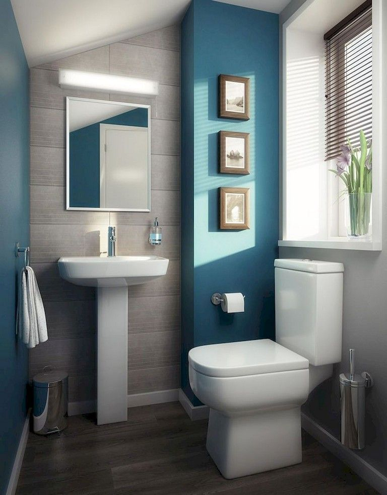 Stunning Modern Bathroom Decoration Ideas 31