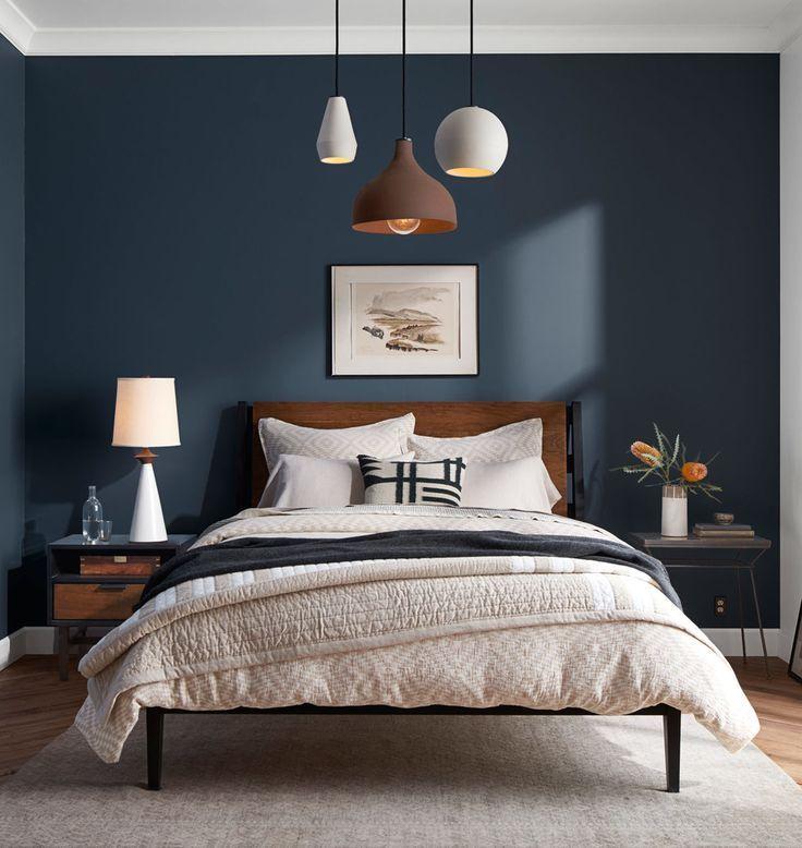 Stunning Modern Colorful Bedroom Decor Ideas 02