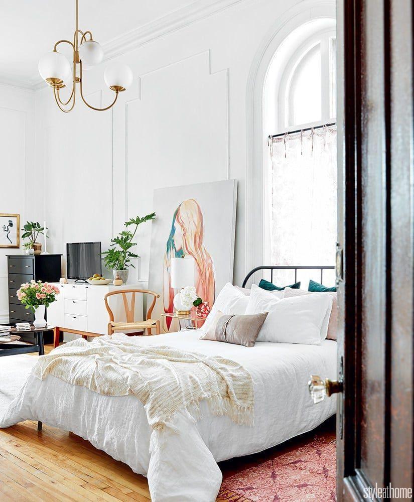 Stunning Modern Colorful Bedroom Decor Ideas 08