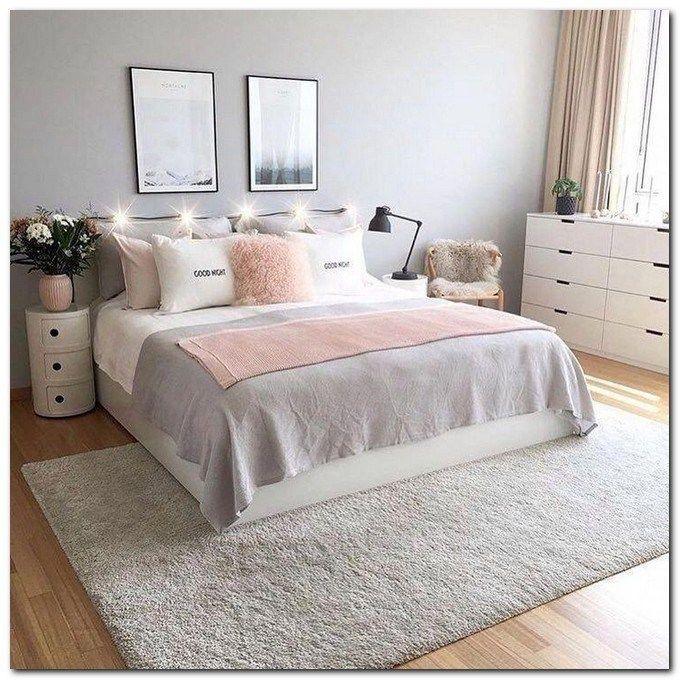 Stunning Modern Colorful Bedroom Decor Ideas 19