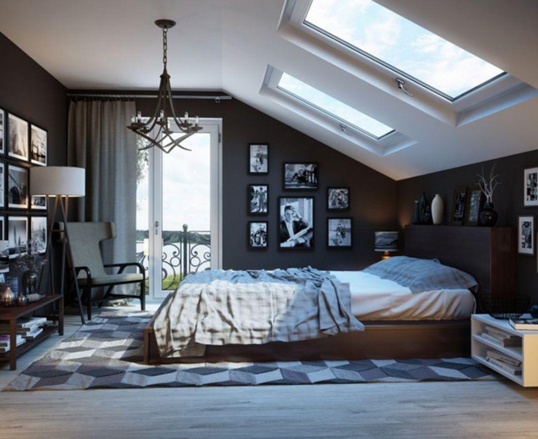 Stunning Modern Colorful Bedroom Decor Ideas 22