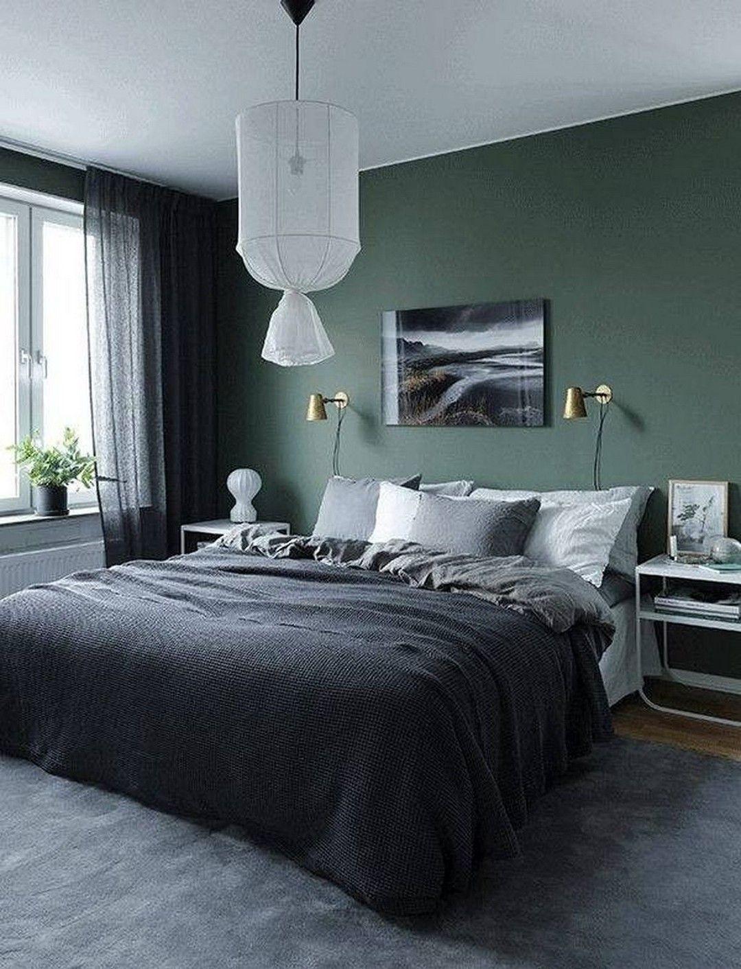 Stunning Modern Colorful Bedroom Decor Ideas 27