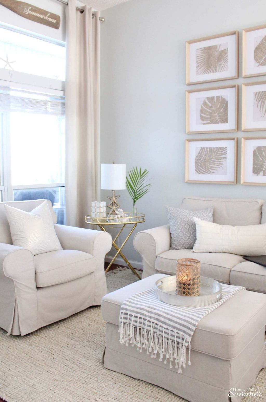 Stunning Neutral Decor Ideas For Your Living Room 33