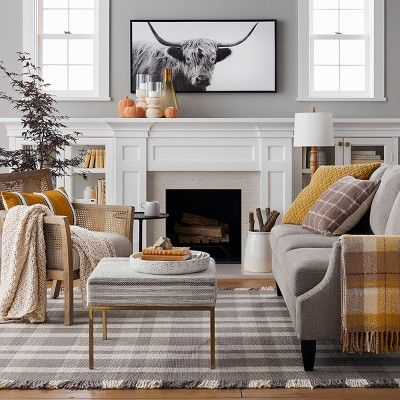 The Best Thanksgiving Living Room Decor Ideas 18