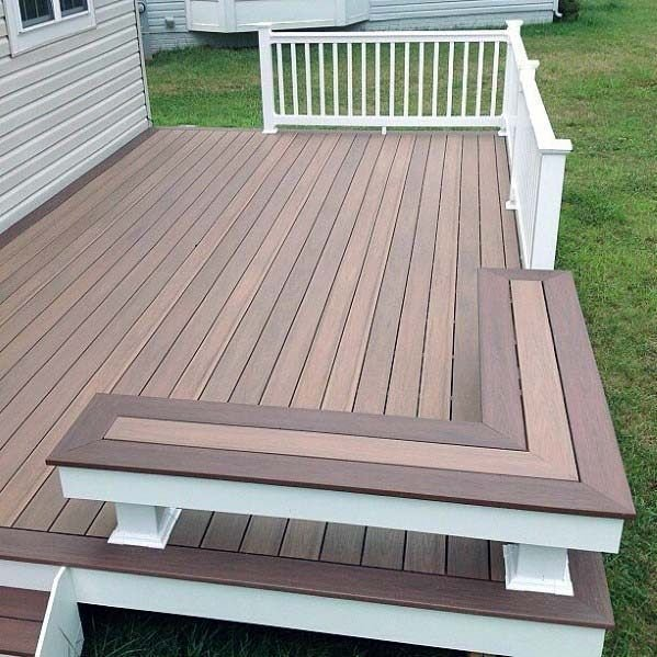 The Best Wooden Deck Design Ideas For Your Outdoors Patios 08 1