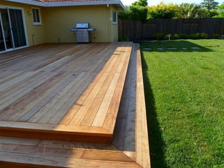 The Best Wooden Deck Design Ideas For Your Outdoors Patios 09 1