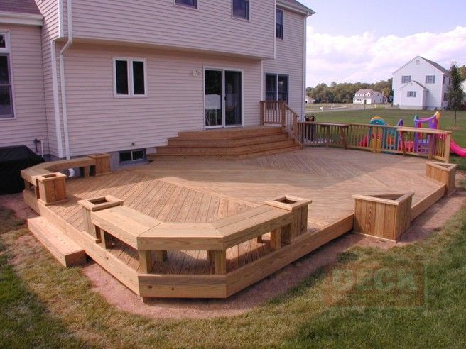 The Best Wooden Deck Design Ideas For Your Outdoors Patios 11 1