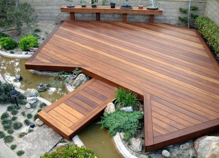 The Best Wooden Deck Design Ideas For Your Outdoors Patios 13 1