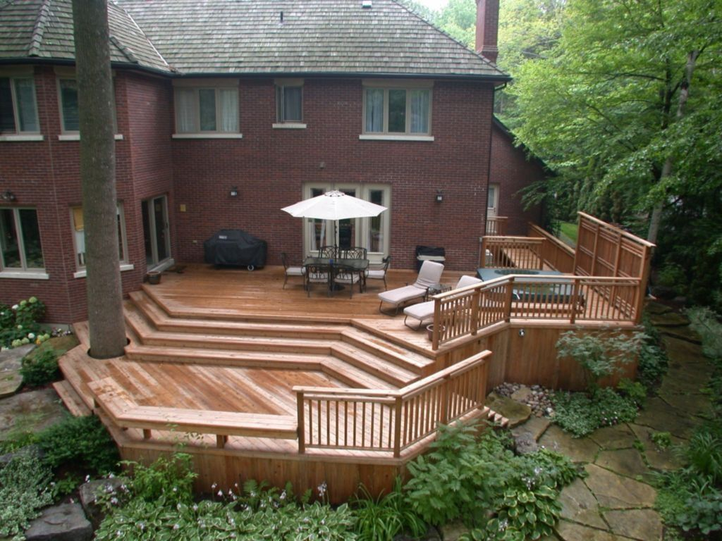 The Best Wooden Deck Design Ideas For Your Outdoors Patios 16 1