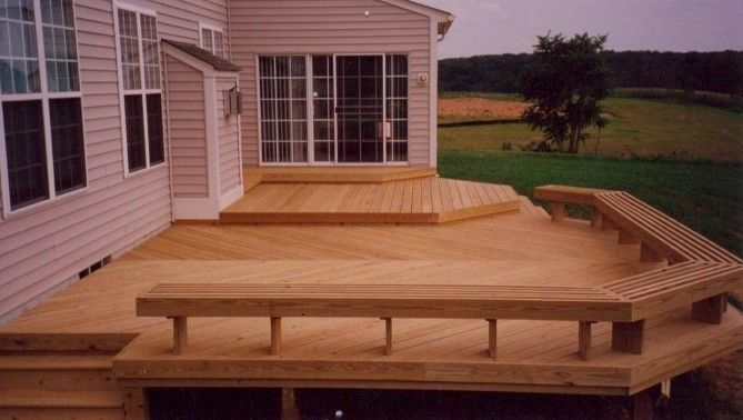 The Best Wooden Deck Design Ideas For Your Outdoors Patios 24