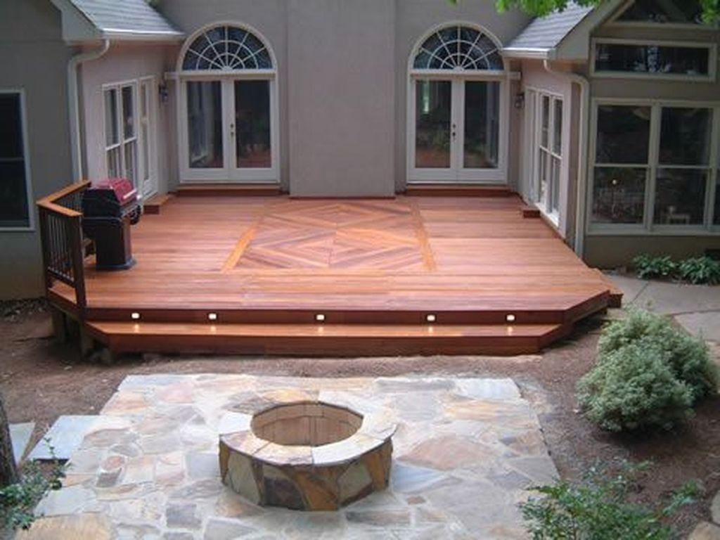 The Best Wooden Deck Design Ideas For Your Outdoors Patios 31