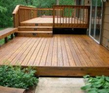 The Best Wooden Deck Design Ideas For Your Outdoors Patios 33
