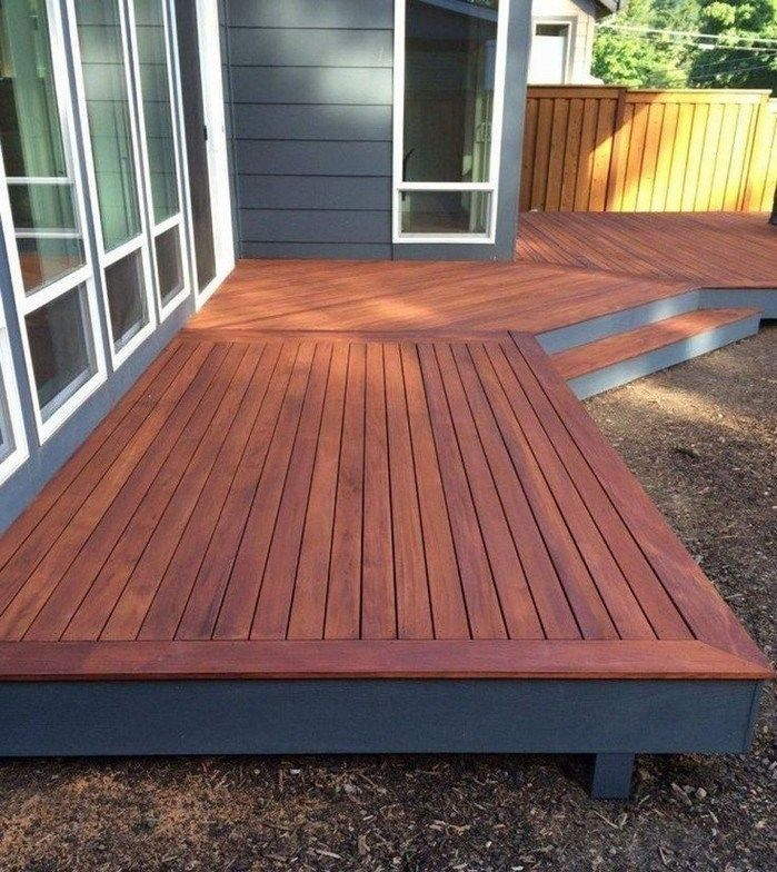 The Best Wooden Deck Design Ideas For Your Outdoors Patios 34