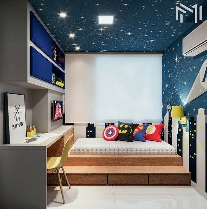 Amazing Children Bedroom Decoration Ideas 25