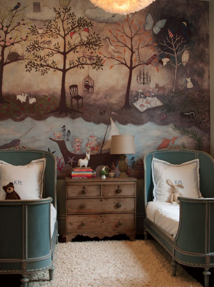 Amazing Children Bedroom Decoration Ideas 29