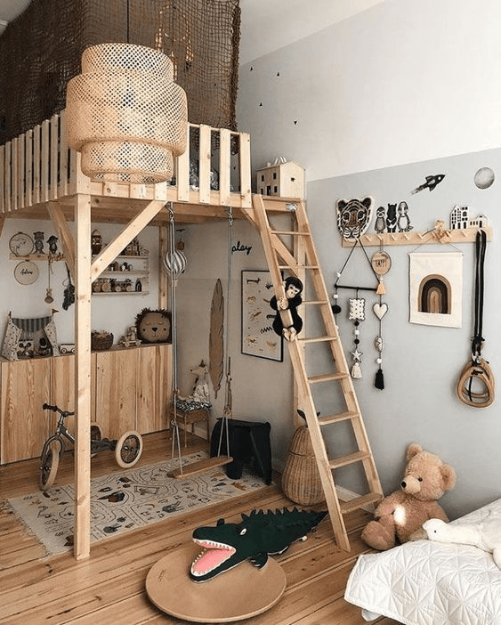 Amazing Children Bedroom Decoration Ideas 34