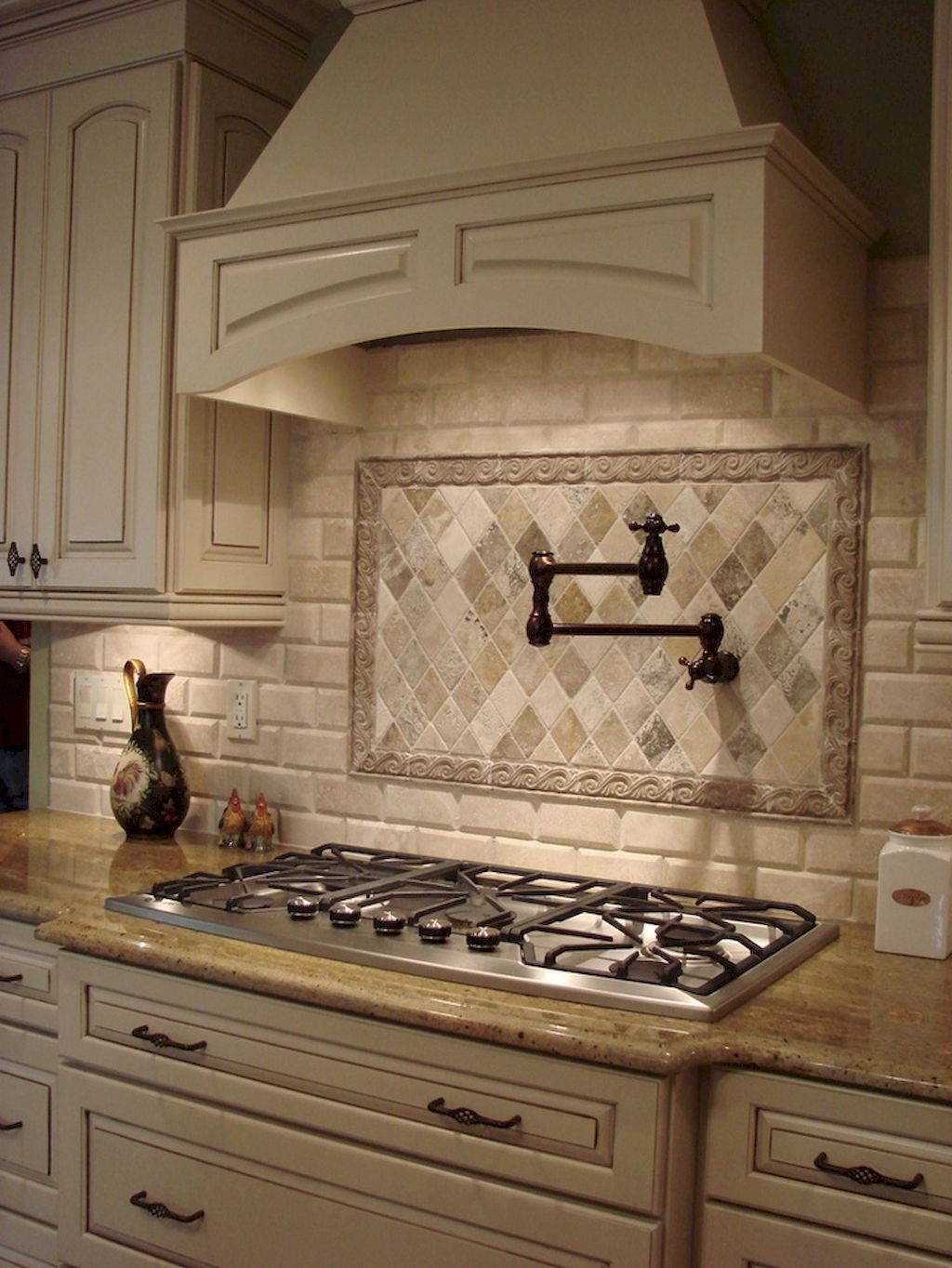 Fabulous French Country Kitchens Design Ideas 09