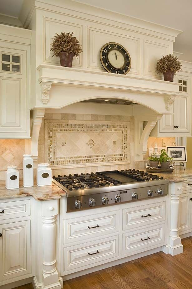 Fabulous French Country Kitchens Design Ideas 10