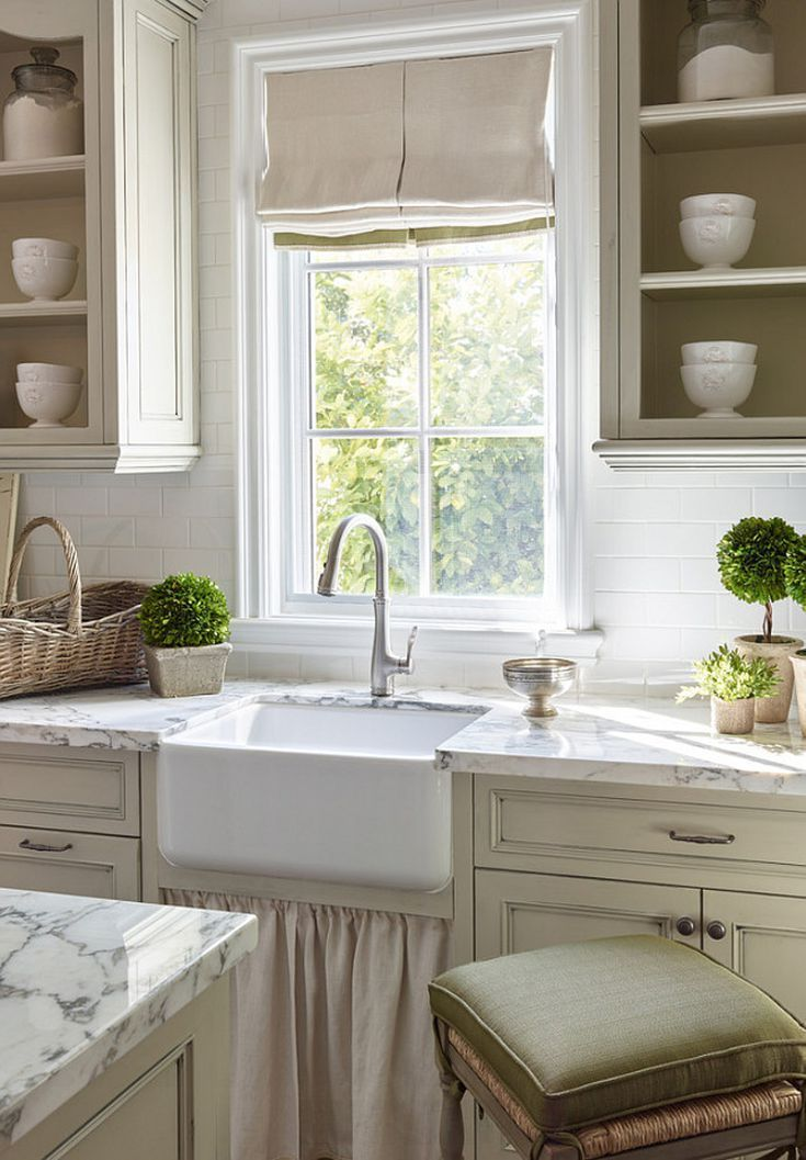 Fabulous French Country Kitchens Design Ideas 24