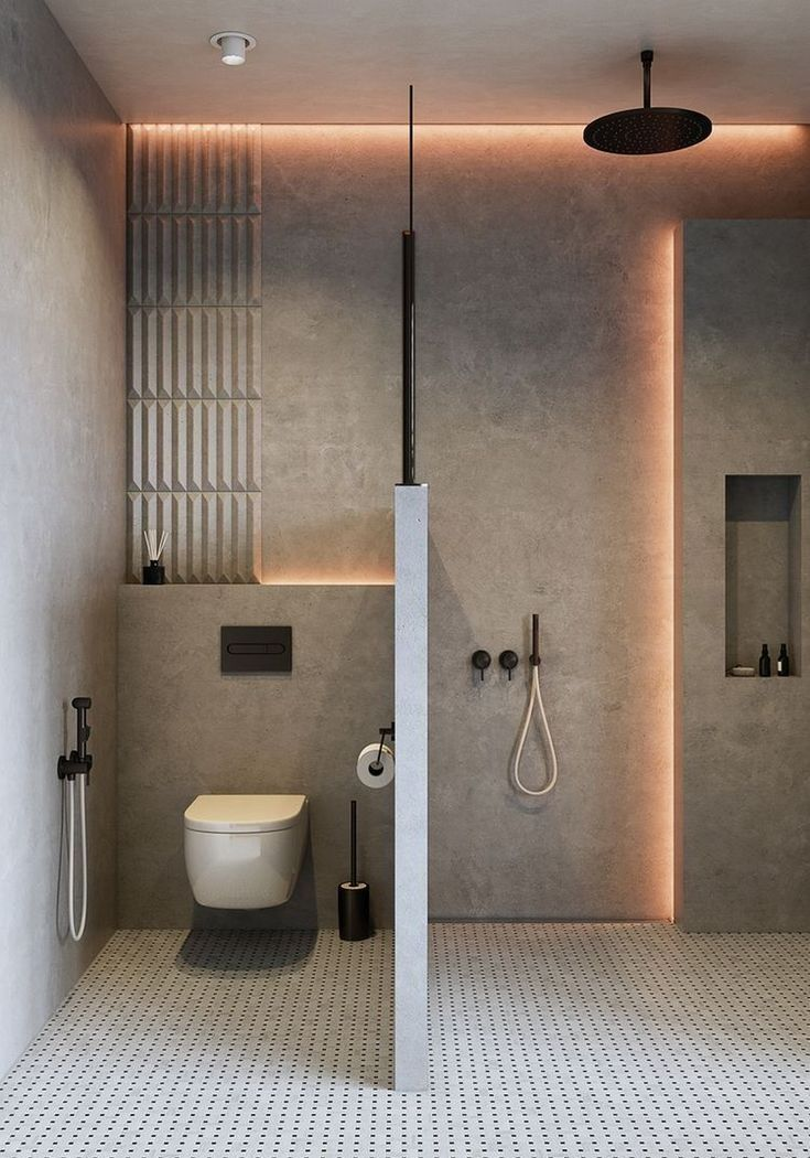 Gorgeous Outstanding Bathrooms Design Ideas 12