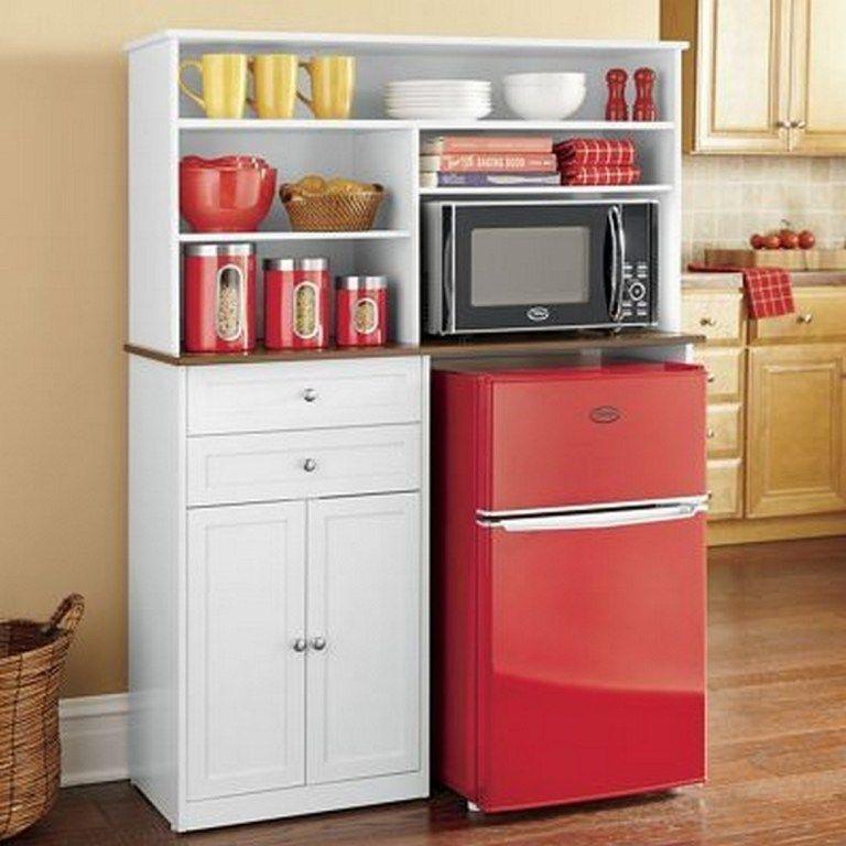 Lovely DIY Kitchen Storage Ideas To Maximize Kitchen Space 05