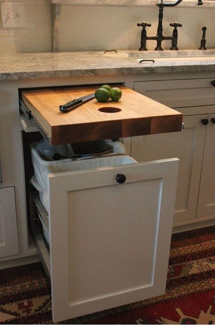 Lovely DIY Kitchen Storage Ideas To Maximize Kitchen Space 30