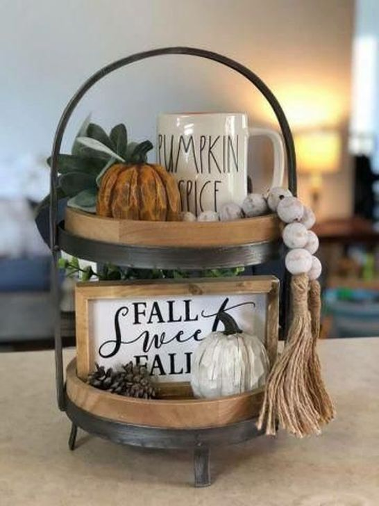 Amazing Fall Dining Table Decor Ideas For Your Dining Room Decor 11