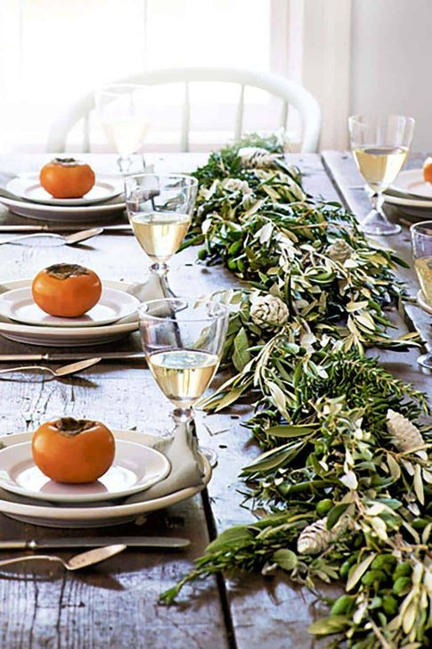 Amazing Fall Dining Table Decor Ideas For Your Dining Room Decor 14