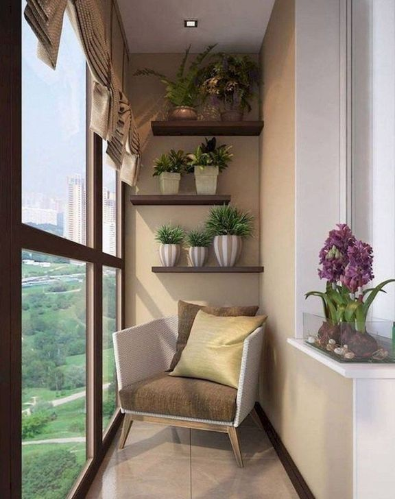 Awesome Apartment Balcony Decorating Ideas 06