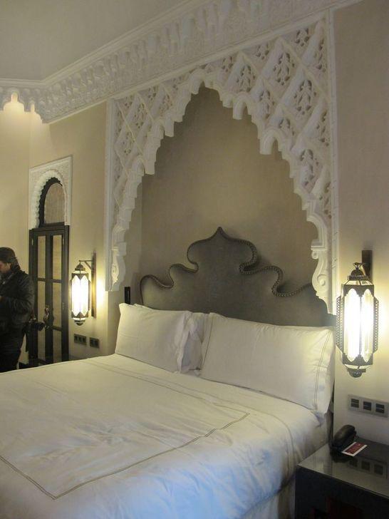Beautiful Moroccan Bedroom Decor Ideas 01