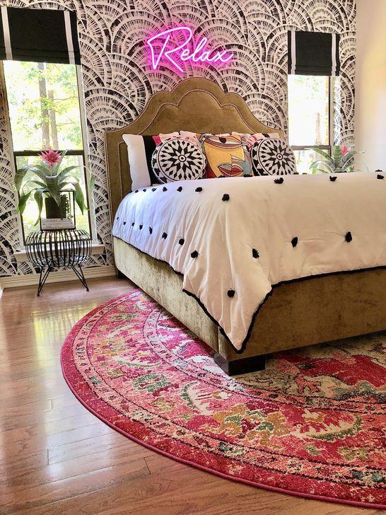 Beautiful Moroccan Bedroom Decor Ideas 04
