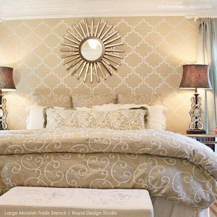 Beautiful Moroccan Bedroom Decor Ideas 14