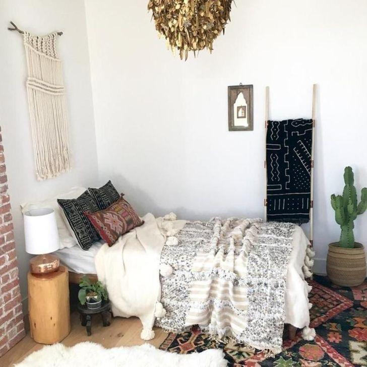 Beautiful Moroccan Bedroom Decor Ideas 16