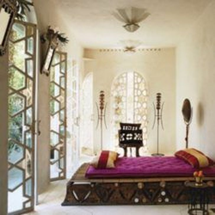 Beautiful Moroccan Bedroom Decor Ideas 20
