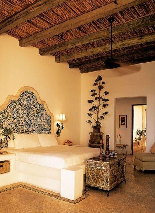 Beautiful Moroccan Bedroom Decor Ideas 21
