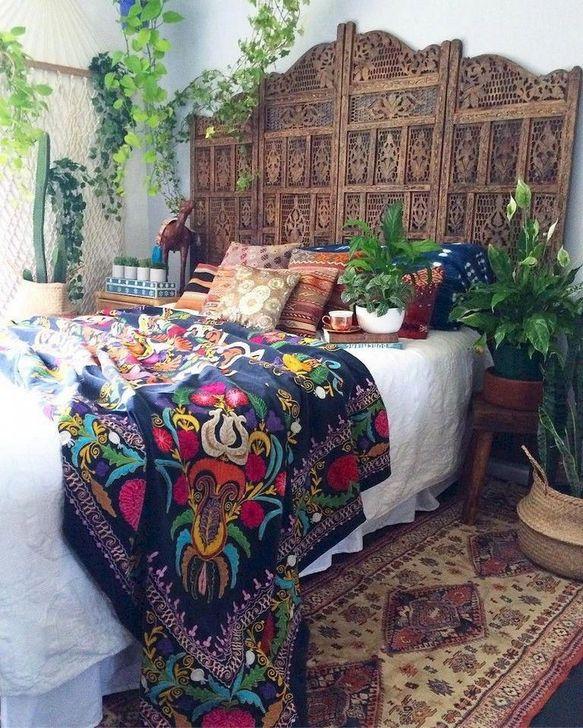 Beautiful Moroccan Bedroom Decor Ideas 36