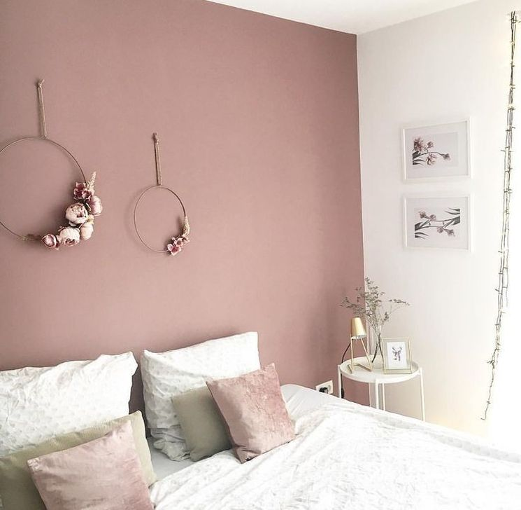 Beautiful Pink Bedroom Decor Ideas Looks Romantic 03