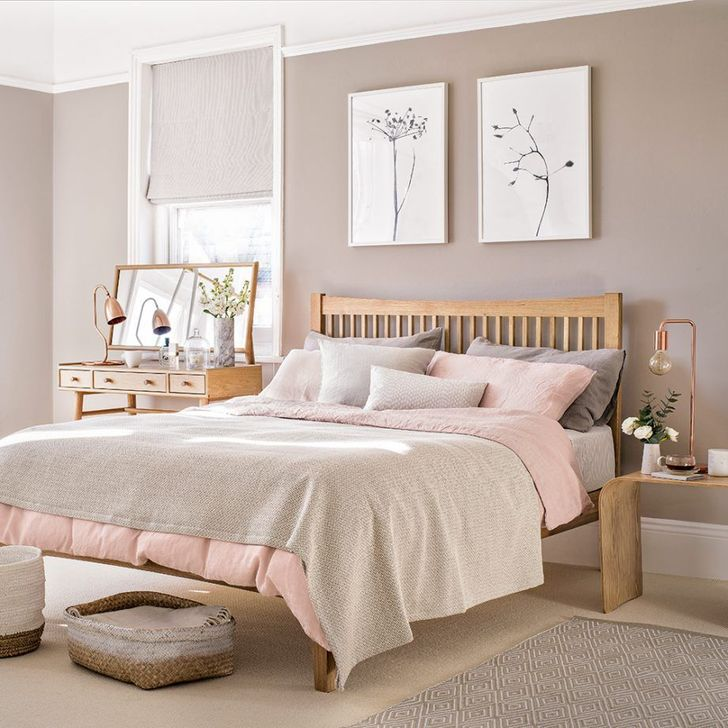 Beautiful Pink Bedroom Decor Ideas Looks Romantic 32