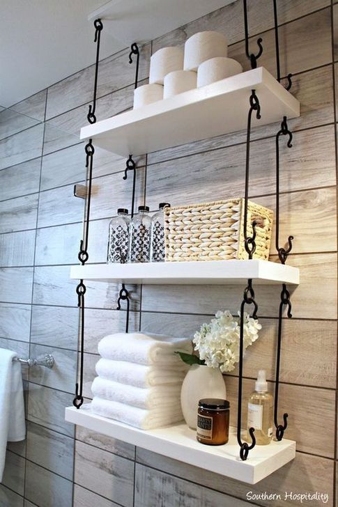 Gorgeous Fall Bathroom Decorating Ideas 18