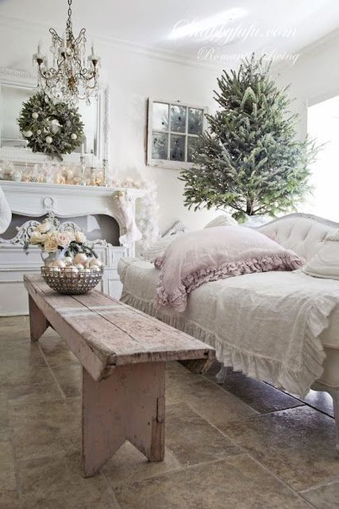 Gorgeous Shabby Chic Living Room Design And Decor Ideas 04