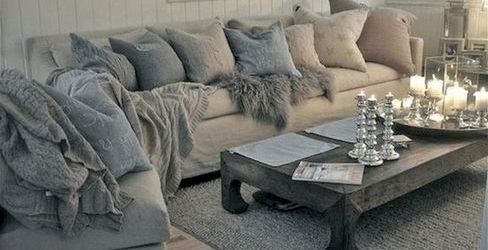 Gorgeous Shabby Chic Living Room Design And Decor Ideas 30