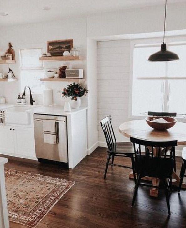 Inspiring Neutral Kitchen Design Ideas 04