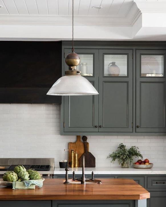 Inspiring Neutral Kitchen Design Ideas 23