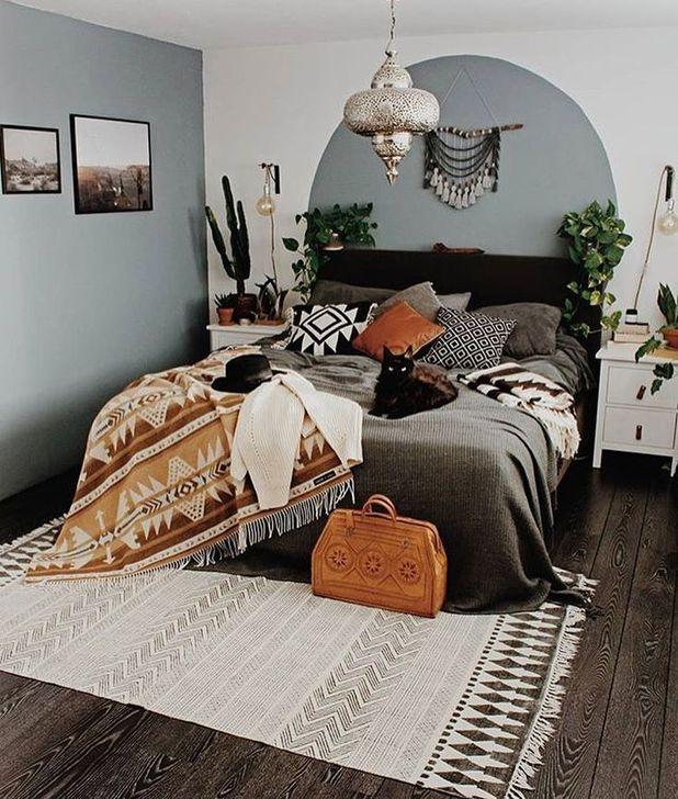 Lovely Fall Bedroom Decor Ideas 37