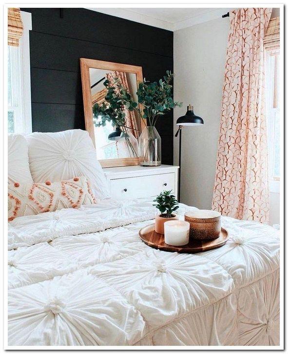 Lovely Fall Bedroom Decor Ideas 38