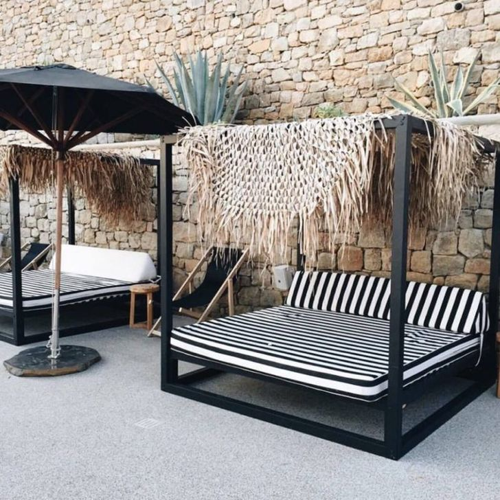 Stunning Outdoor Furniture Ideas Best For Your Backyard 20