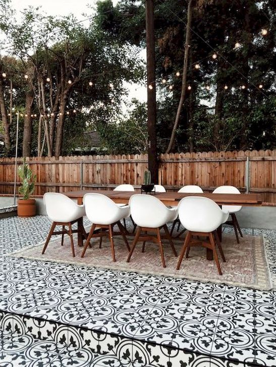Stunning Outdoor Furniture Ideas Best For Your Backyard 22