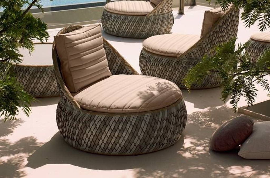 Stunning Outdoor Furniture Ideas Best For Your Backyard 27